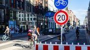 Berlin bekommt Radweg mit Tempolimit