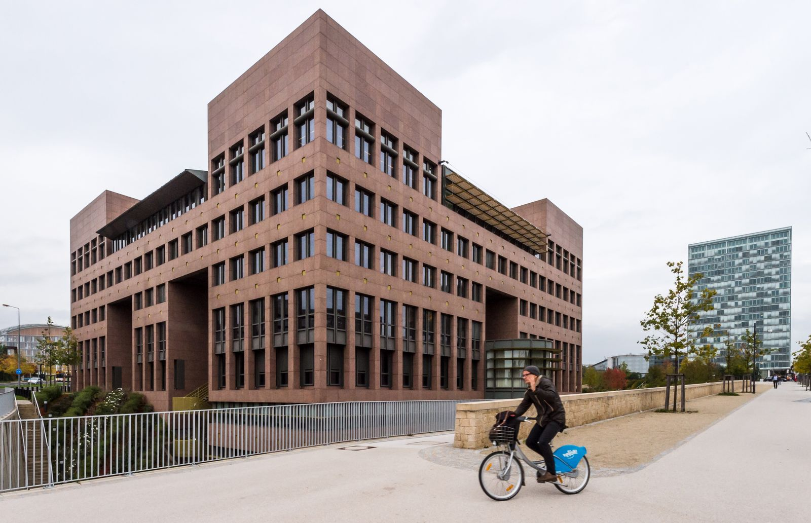 Europäischer Gerichtshof/ European Court of Justice/ Luxemburg
