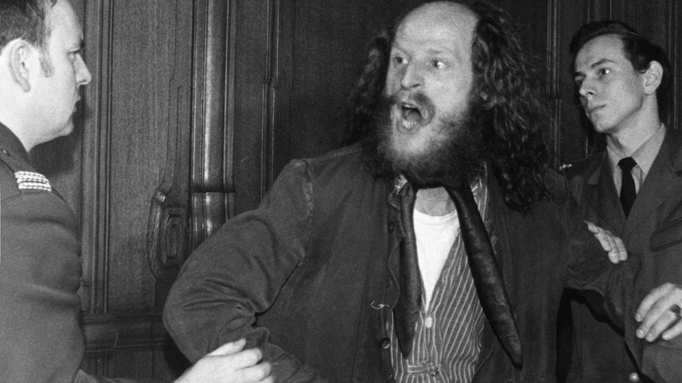 Dieter Kunzelmann: 68er, Provokateur, Eierwerfer