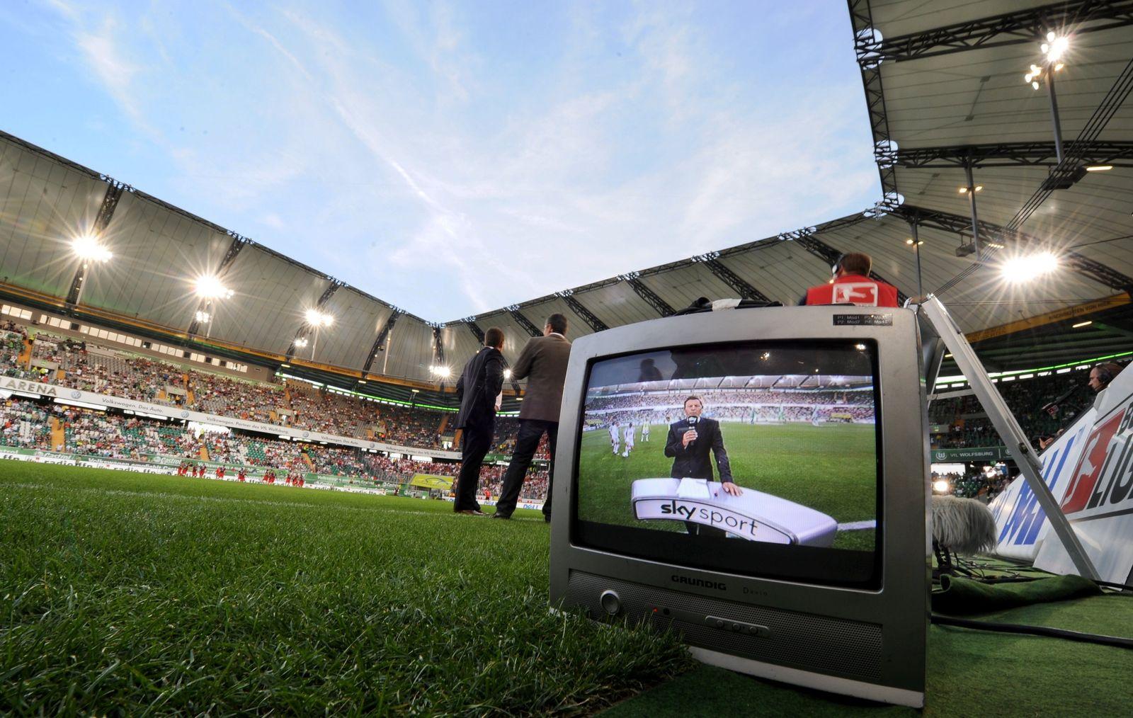 Telekom / Sky / TV-Bundesligarechte / Bundesligarechte