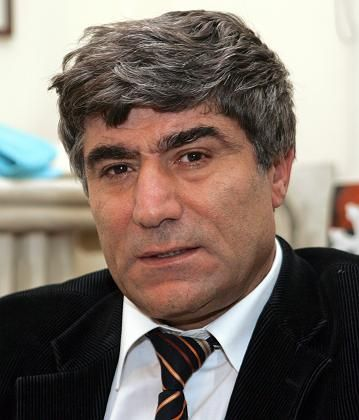 "Turkish-Armenian journalist Hrant Dink: ""We know what happened."""