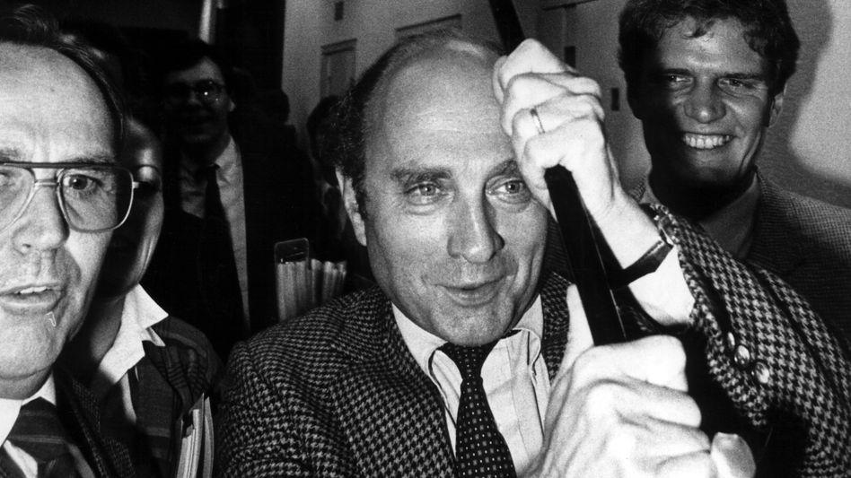 Otto Graf Lambsdorff 1982