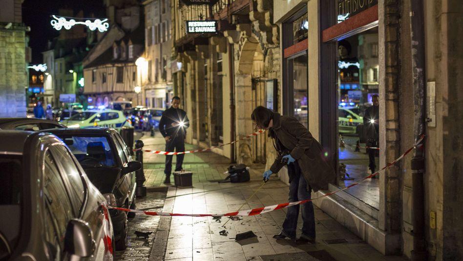 Tatort in Dijon: Islamistischer Hintergrund ausgeschlossen