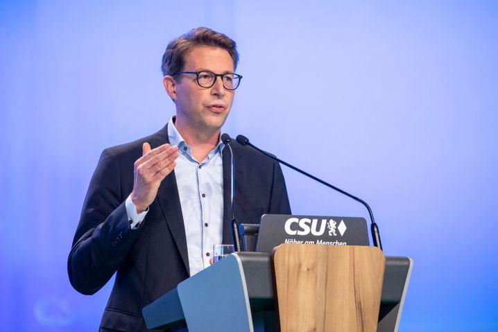 Markus Blume: Union will »Kanzleramt gewinnen«