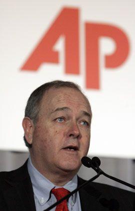 AP-Aufsichtsratchef Dean Singleton: Kampf gegen parasitäre Nachrichten-Verwertung