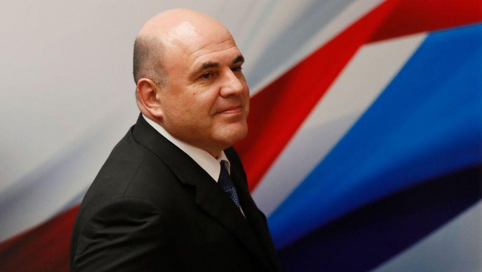 Michail Mischustin: effektiver Beamter
