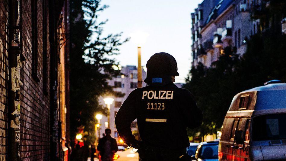 Polizist in Berlin: Warum wird jemand kriminell?