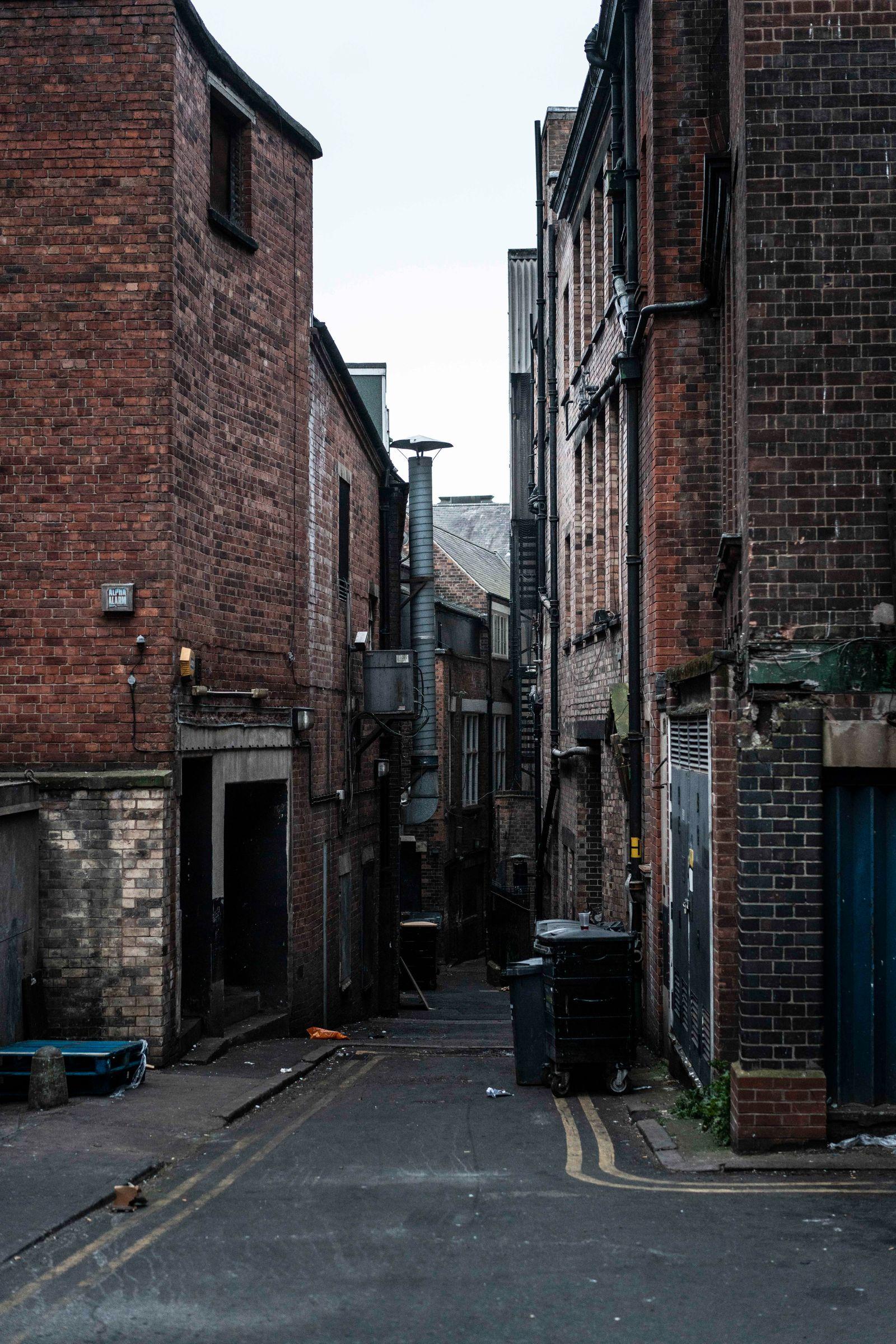 Nottingham Knifecrime