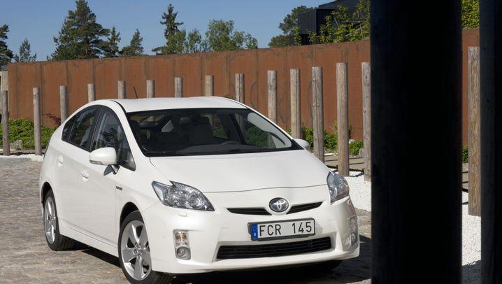 Toyota Prius: Antrieb im Duett