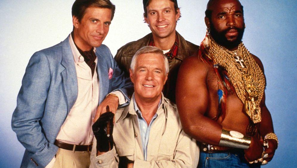 TV in den Achtzigern: Schnelle Autos, schrille Klamotten