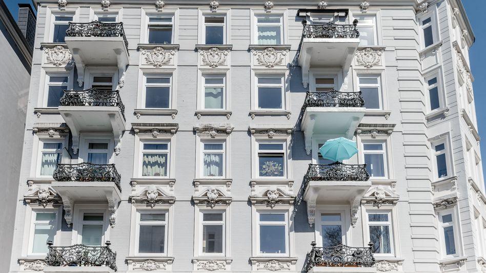 Altbauwohnungen in Hamburg (Archiv): Betongold?
