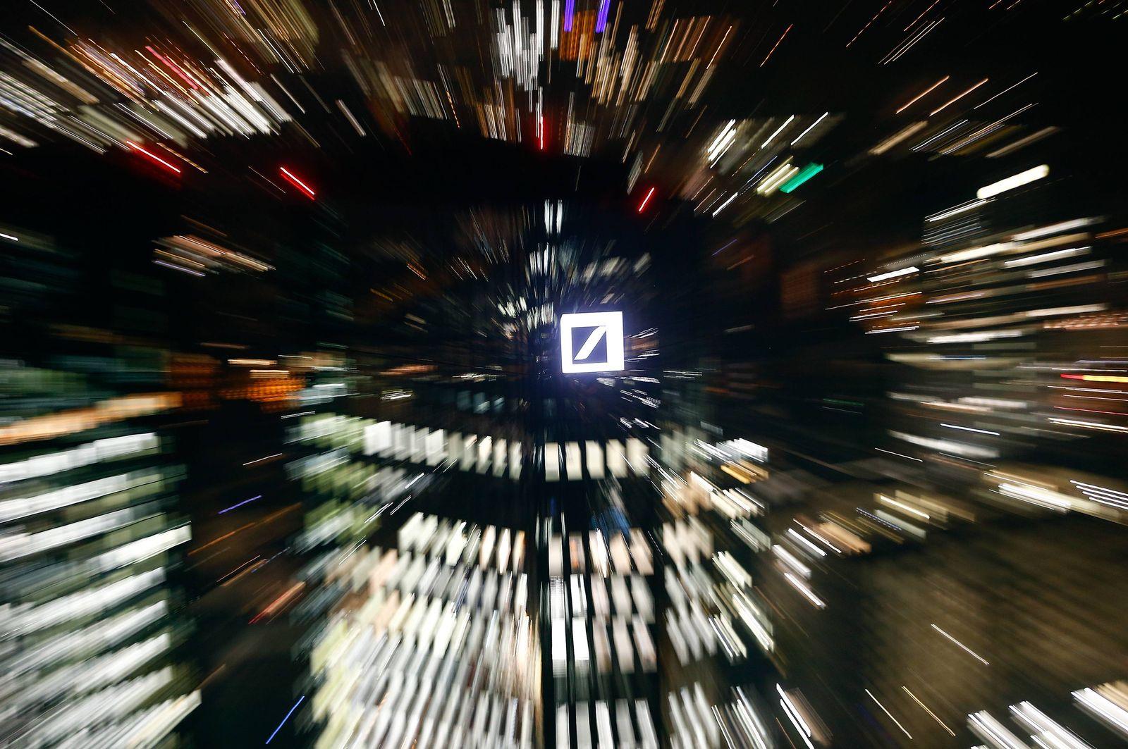 DEUTSCHE BANK-RESULTS/