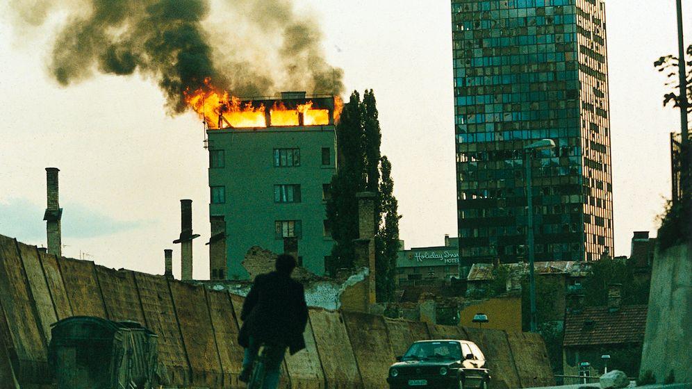 "Sarajevo Film Festival: ""Der Krieg saß mit im Kino"""