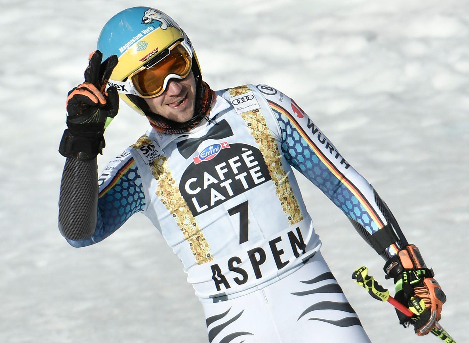 Ski alpin: Weltcup Riesenslalom Herren