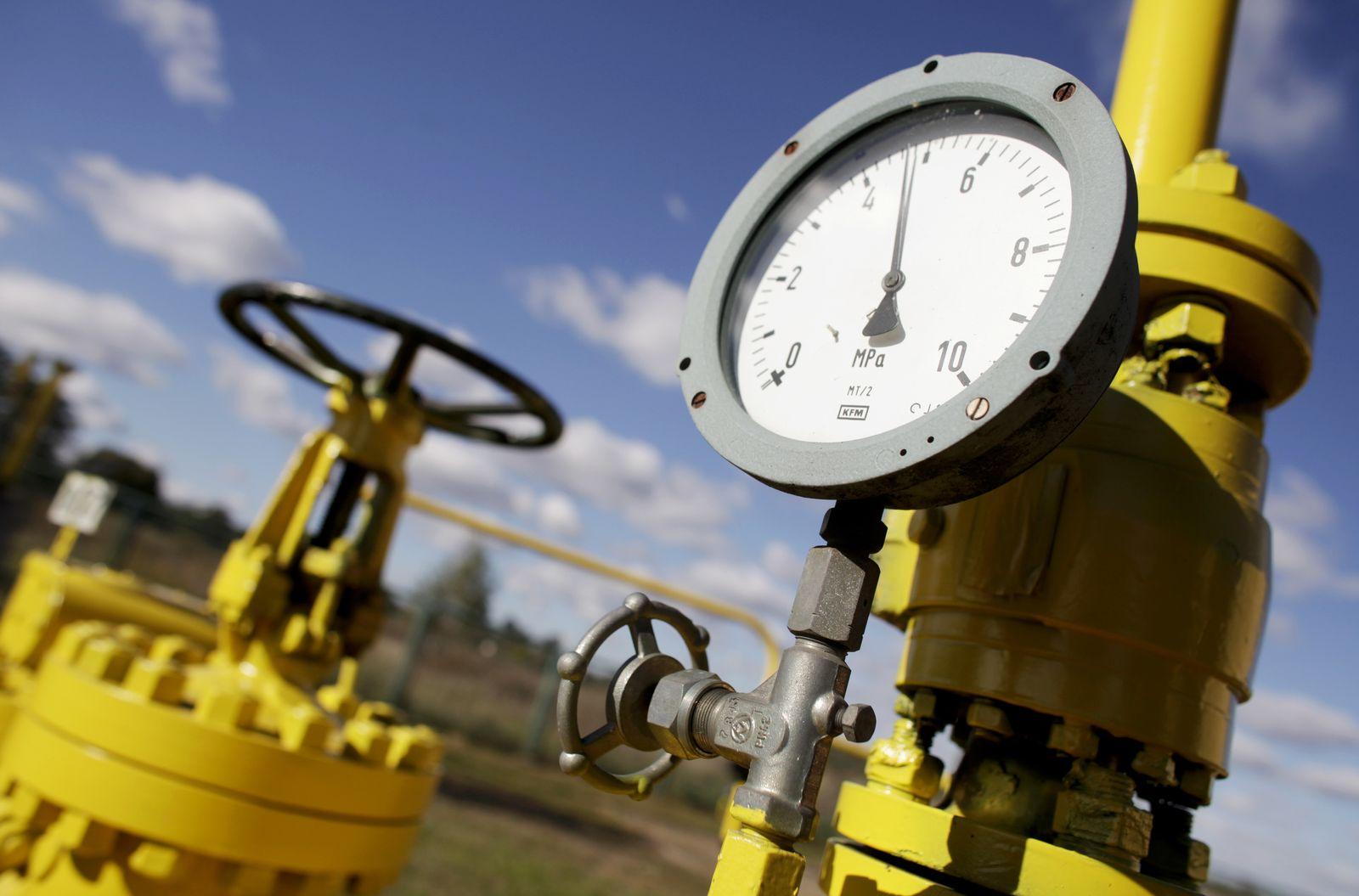 Gas-Pipeline / Polen / Russland