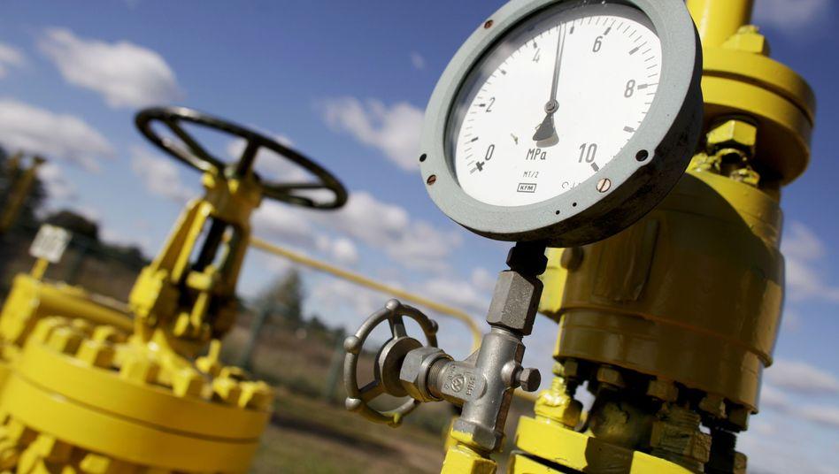 Gas-Anlage bei Warschau (Archiv): Polen will Abhängigkeit von Russland verringern
