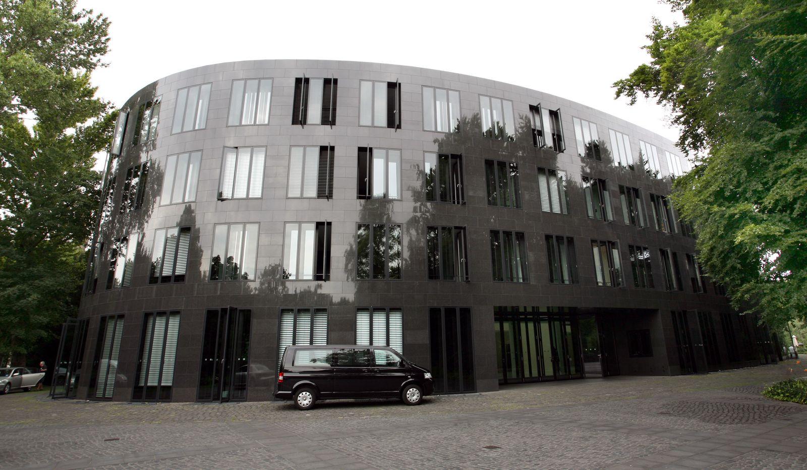 Berlin / Bundespräsidialamt / Staatsoberhaupt