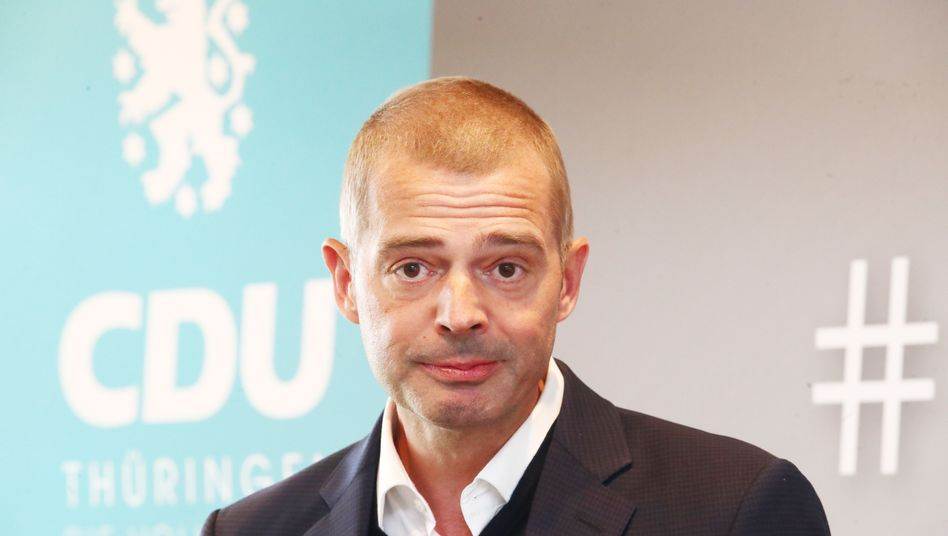Thüringer CDU-Chef: Mohring will Ministerpräsidenten-Wahl verschieben