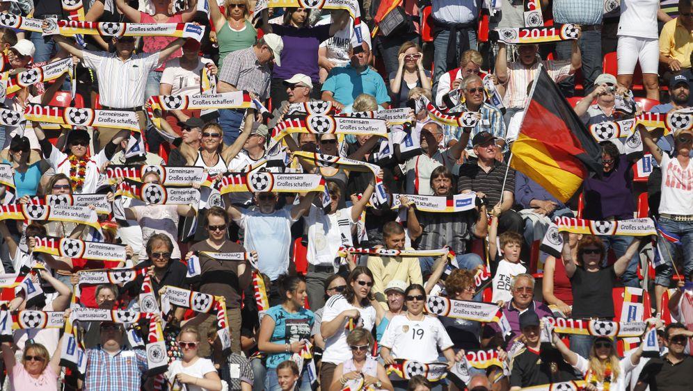 Frauen-WM: Der Countdown läuft