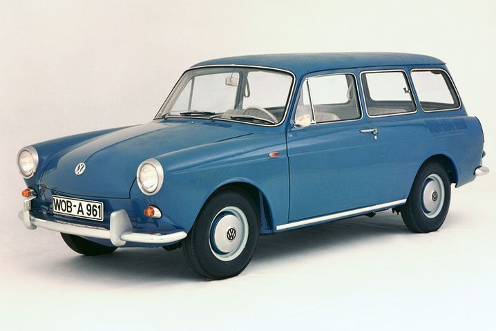 VW Variant, Baujahr 1962: Das Auto, im VW-Jargon als Typ 3 bekannt, war das erste Modell, mit dem die Wolfsburger die Käfer-Monokultur aufzubrechen begannen