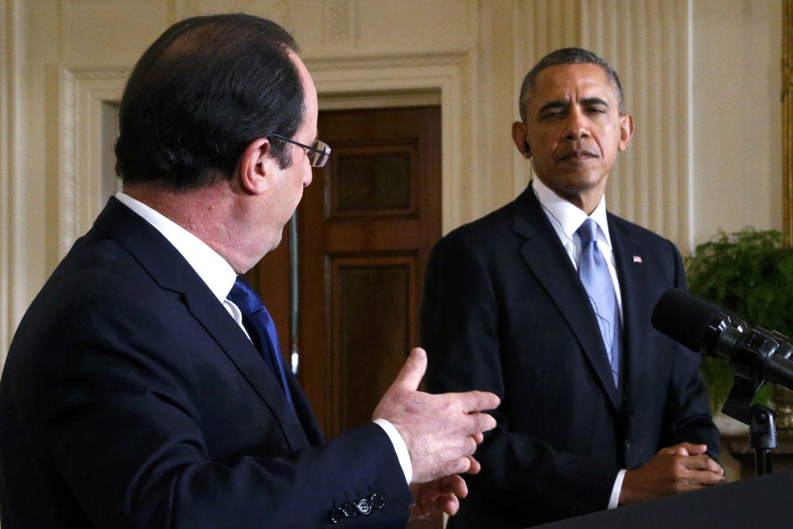 Obama/Hollande