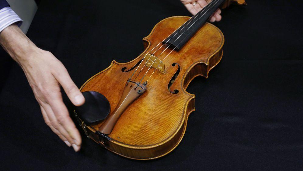 Klang von Geigen: Neu schlägt alt