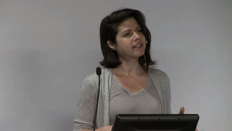 "Parisa Tabriz: Nennt sich bei Google selbst ""Security Princess"""