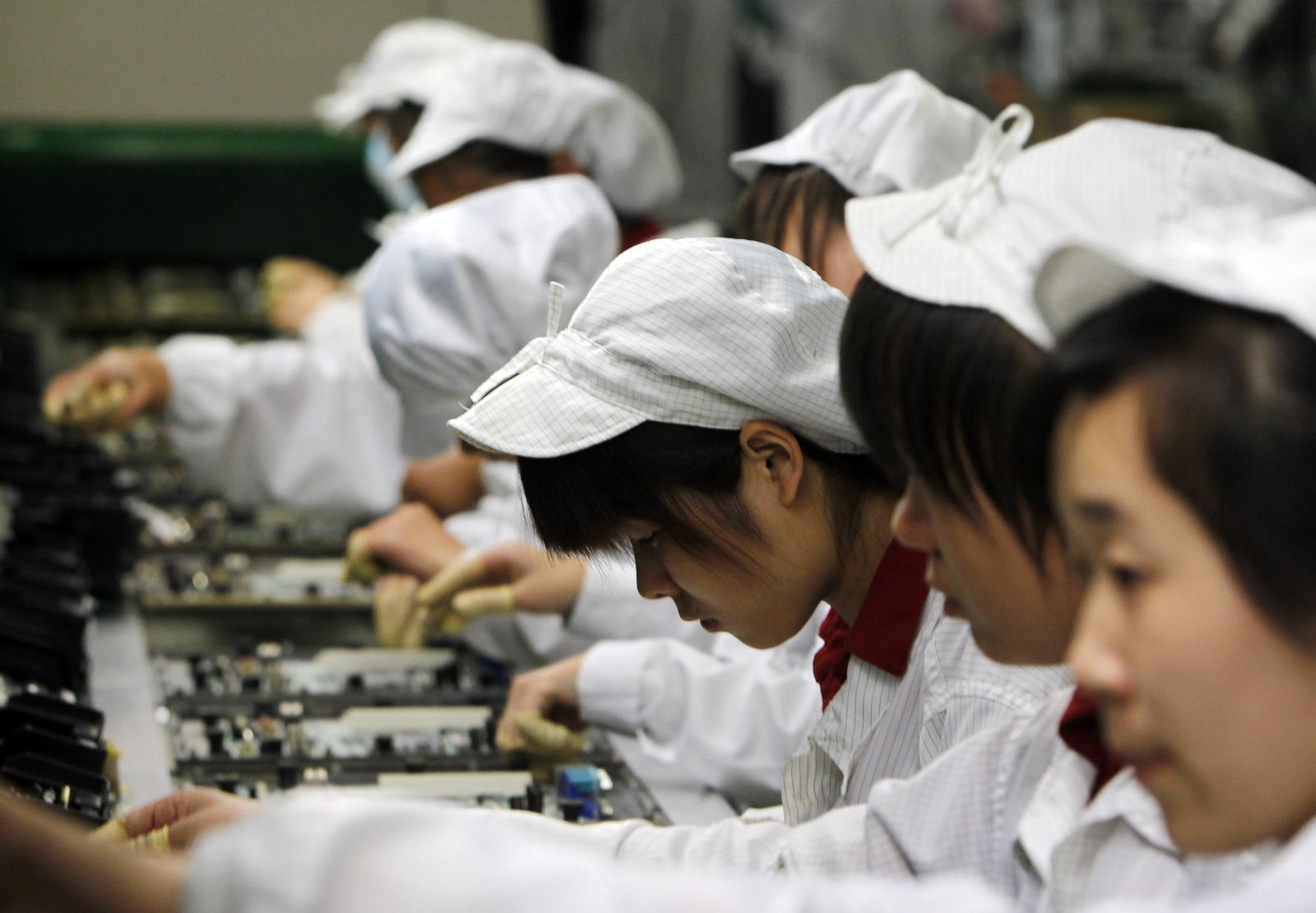 Foxconn / China Apple