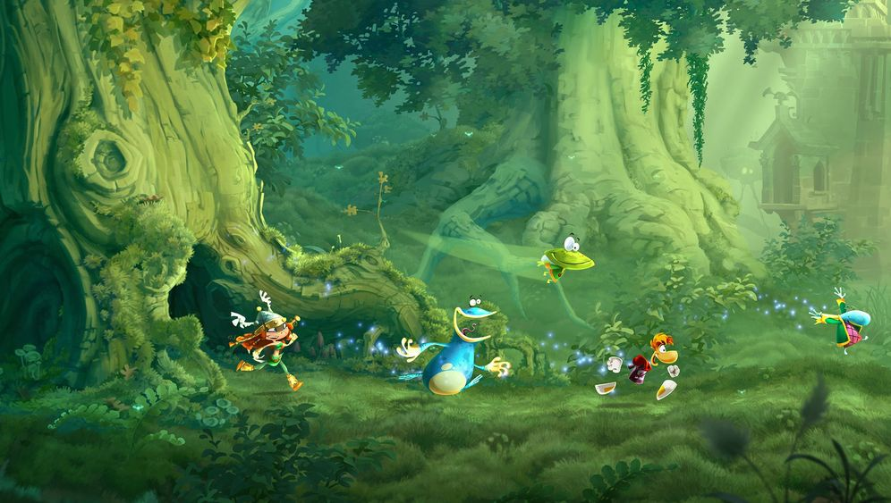 "Angespielt: ""Rayman Legends"""