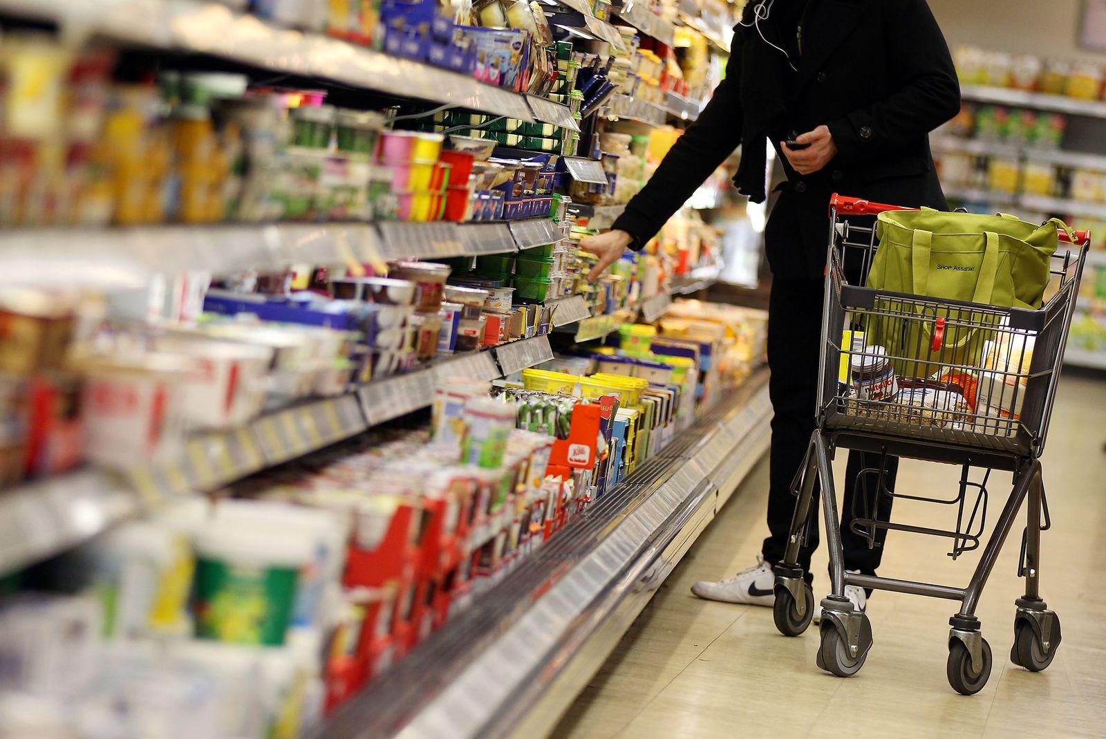 Supermarkt / Lebensmittel
