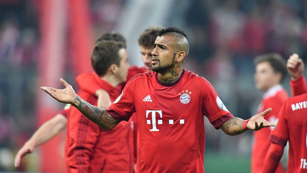 DFB-Pokal: Münchner Minimalisten lösen Final-Ticket