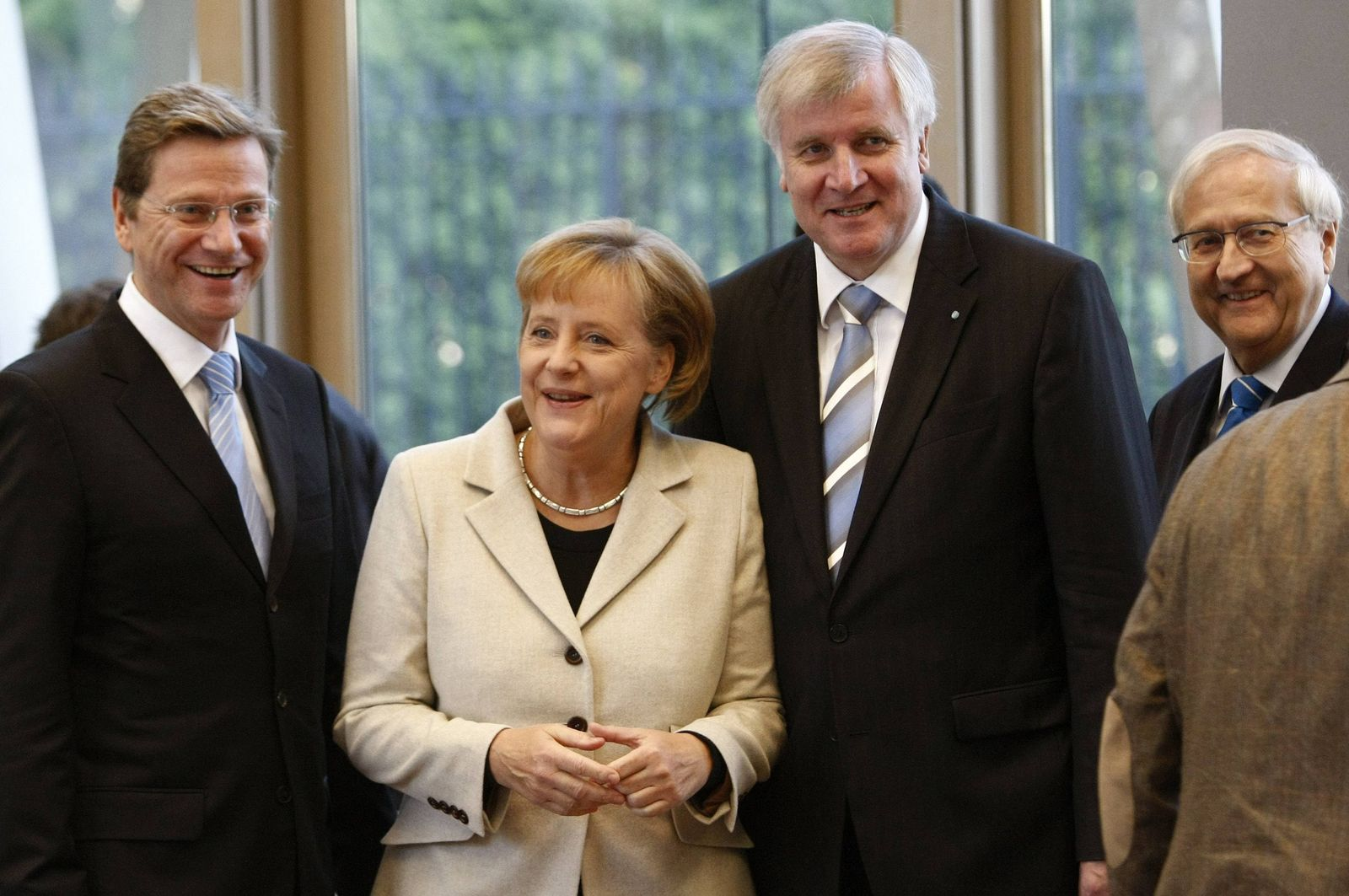 Merkel / Westerwelle / Seehofer