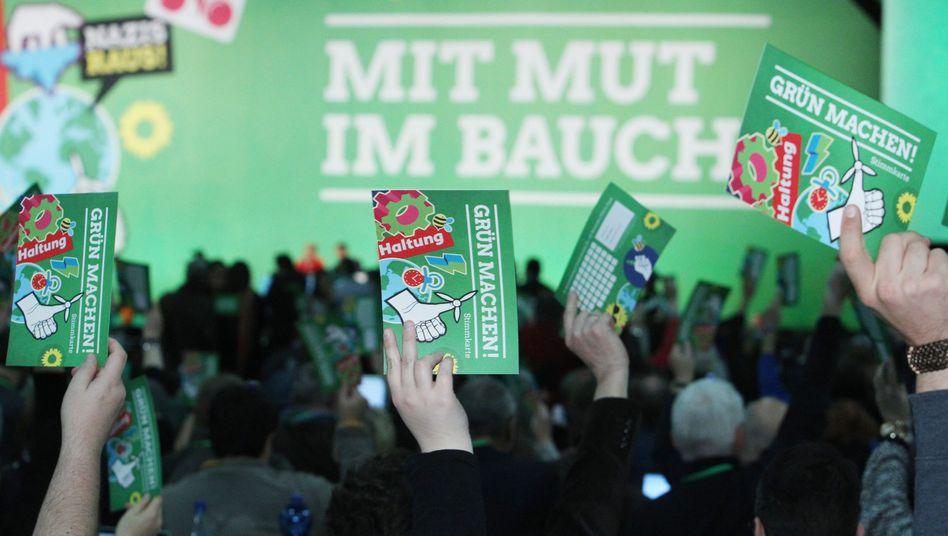 Bundesparteitag von Bündnis 90/Die Grünen: