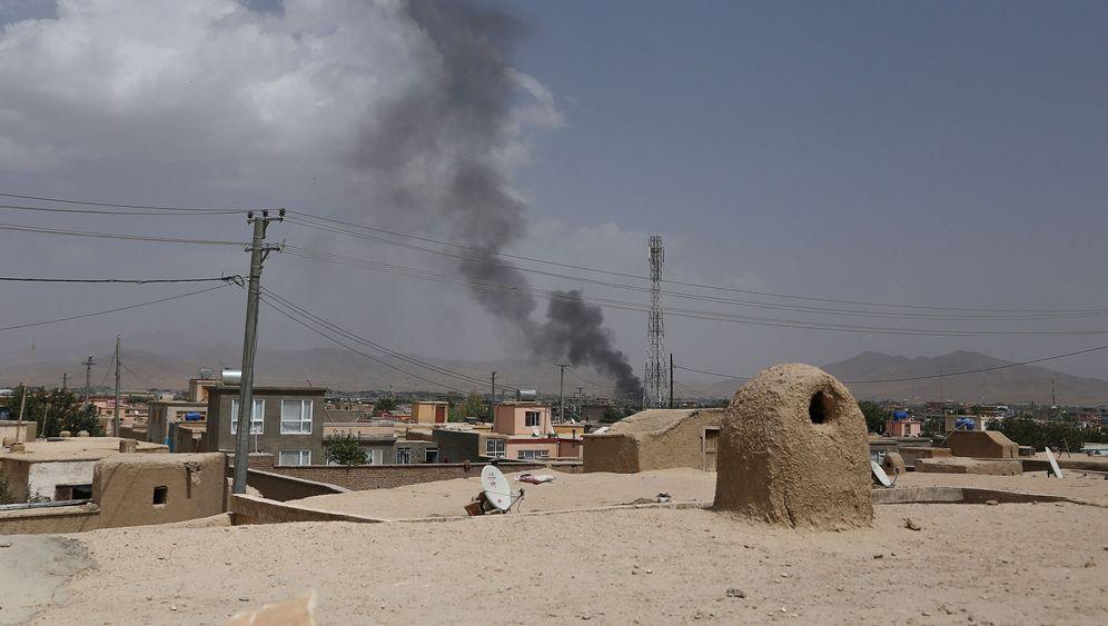 Schlacht um Ghazni: Das Versagen der afghanischen Armee