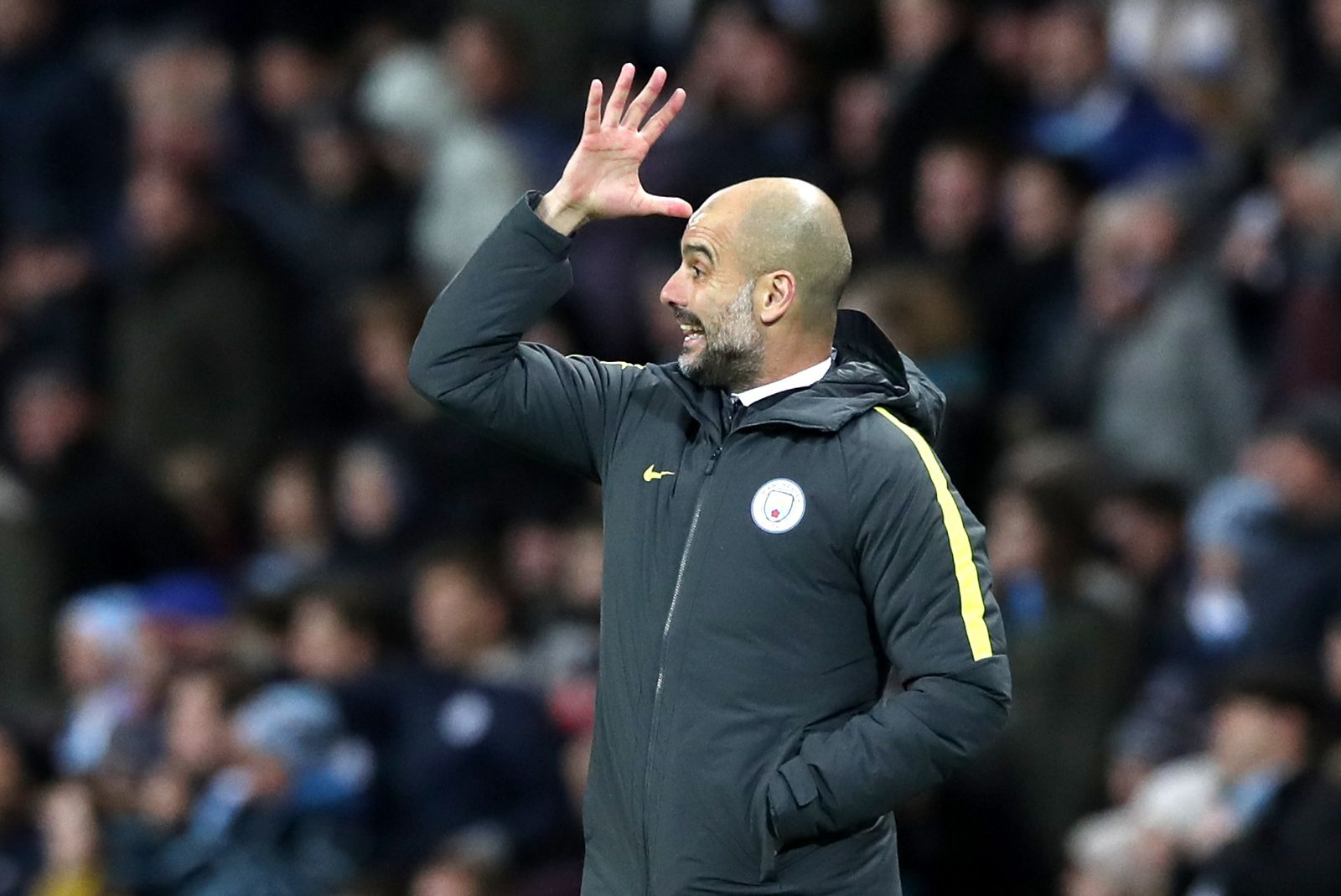 Manchester City - FC Burnley