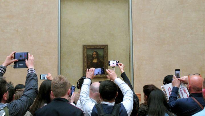 Leonardo da Vinci: Das Ringen um die Supergemälde
