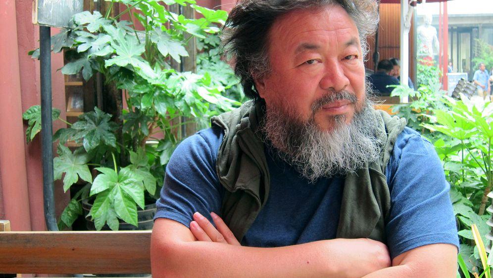 Erste China-Ausstellung von Ai Weiwei: Der Besucher im Mittelpunkt
