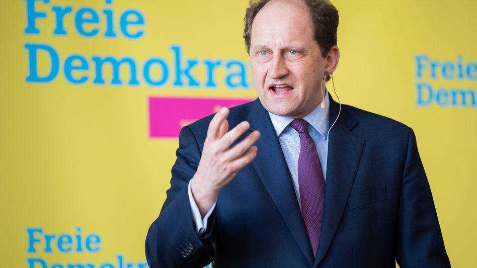 Alexander Graf Lambsdorff: Seine Bundestagsmitarbeiter wurden nach Hause geschickt