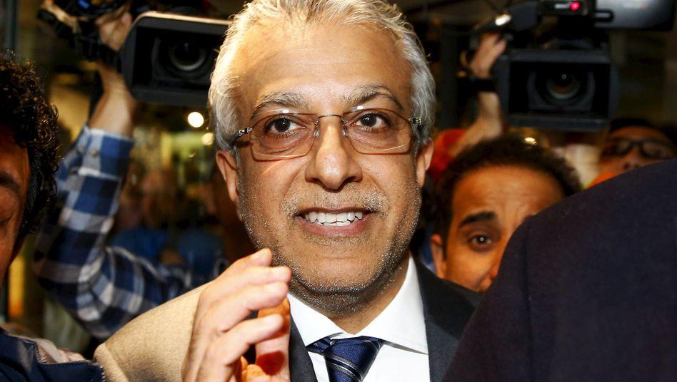 Fifa-Favorit Salman: Einer, der für die alten Zeiten steht