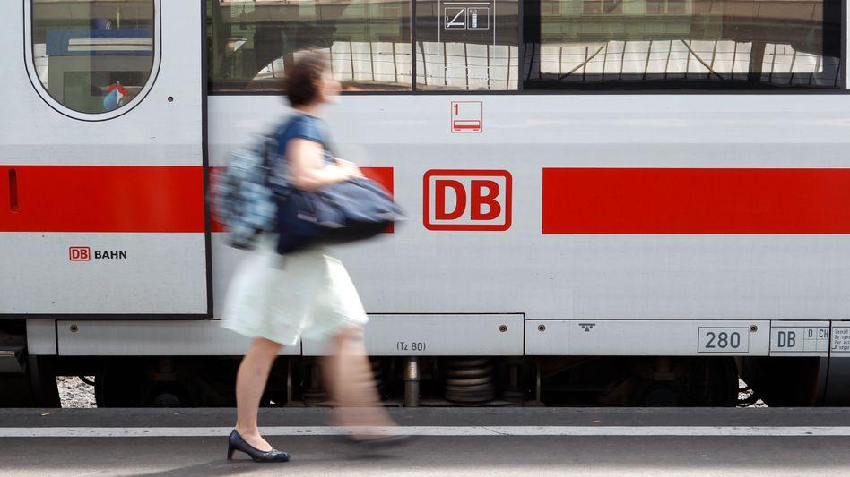 ICE der Deutschen Bahn (Archiv): Kompromissmöglichkeiten gesucht