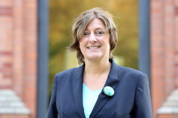 Schleswig-Holsteins Noch-Bildungsministerin Britta Ernst (SPD)