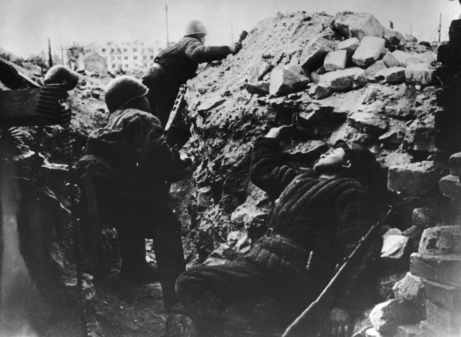 Kriegszitterer - Battle Of Stalingrad