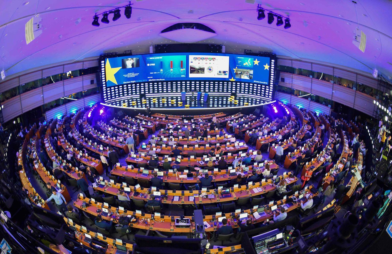 EU Parlament Brüssel