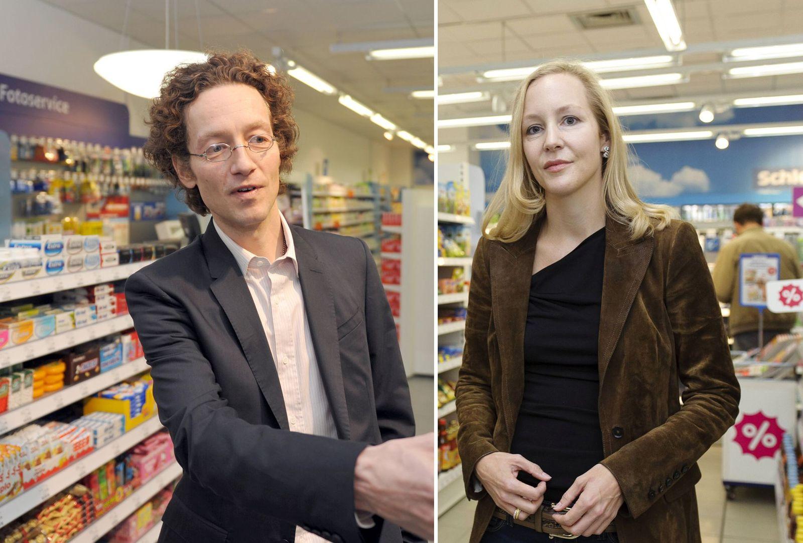 EINMALIGE VERWENDUNG Kombo/ Meike Lars Schlecker