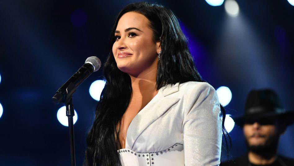 Demi Lovato (Archivbild): »Also tat ich, was alle anderen auch taten«