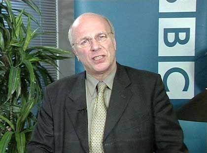 Greg Dyke: Der BBC-Chefredakteur trat zurück