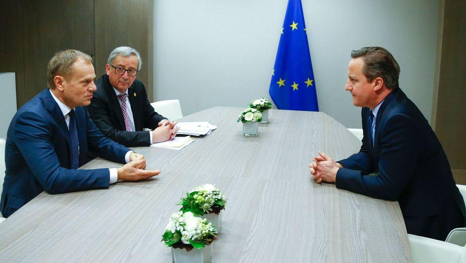 EU-Gipfel in Brüssel: Was passiert ist - und was nicht