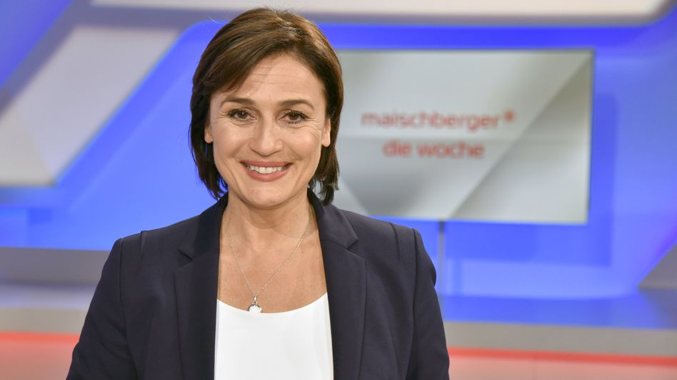 Sandra Maischberger (Archivbild): Bunte Thementüte - alles drin