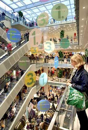 Modernes Warenhaus: Willkommen in einer neuen Zeit