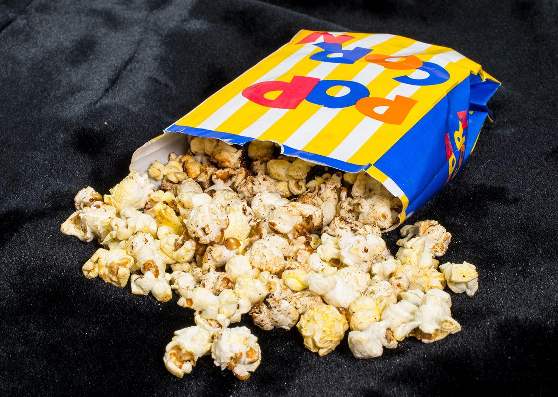 EINMALIGE VERWENDUNG Küche 28.12.2019 / Popcorn